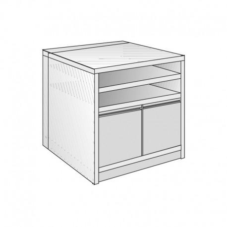 System Cabinet 0B 15/4