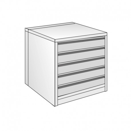 System Cabinet 3B 15/9