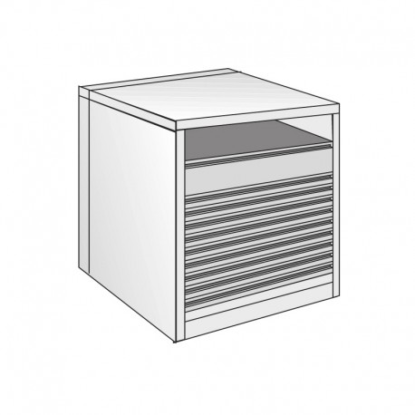 System Cabinet 3B 15/8