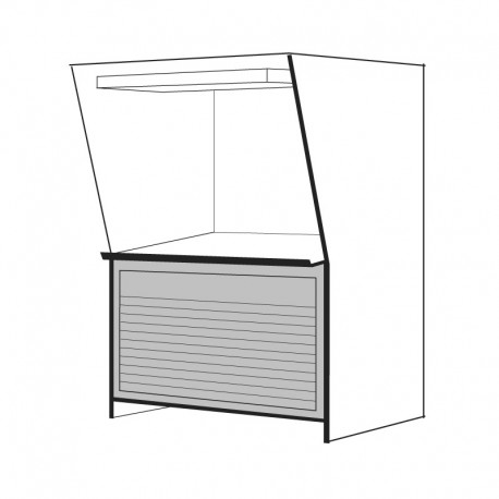 Szafka z szufladami - proofStation 40