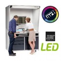 LED proofStation