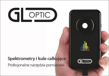 Spektrometry i kule całkujące GL-Optic