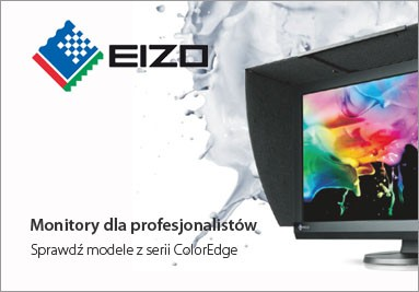 Monitory graficzne EIZO